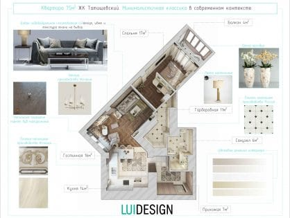Нужен ли коллаж в дизайн-проекте?